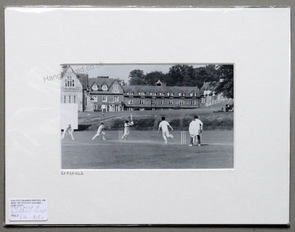 Bradfield College - cricket - Brad2
